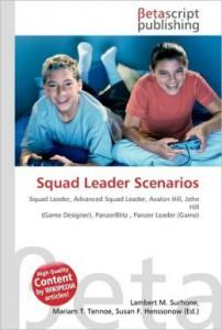 Squad Leader Scenarios