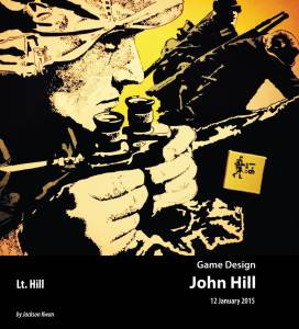 Image of Squad Leader by John Hill
