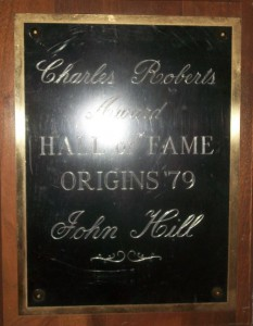 Charles Roberts Award ~ Hall of Fame Origins 1979 ~ John Hill
