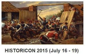 Historicon 2015
