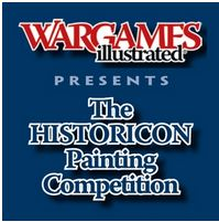 Painting Contest at Historicon 2015