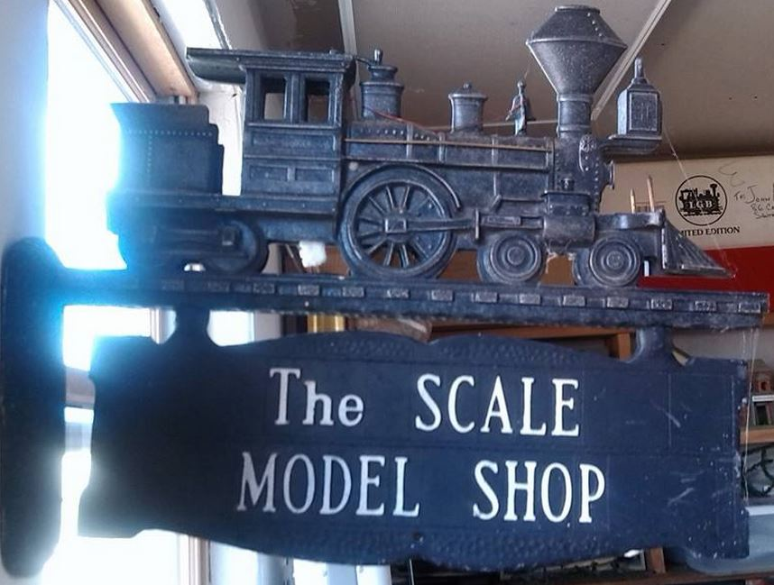 Sign Taken from The Scale Model Shop