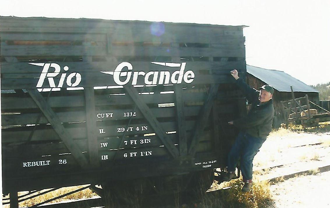 John & The Rio Grande